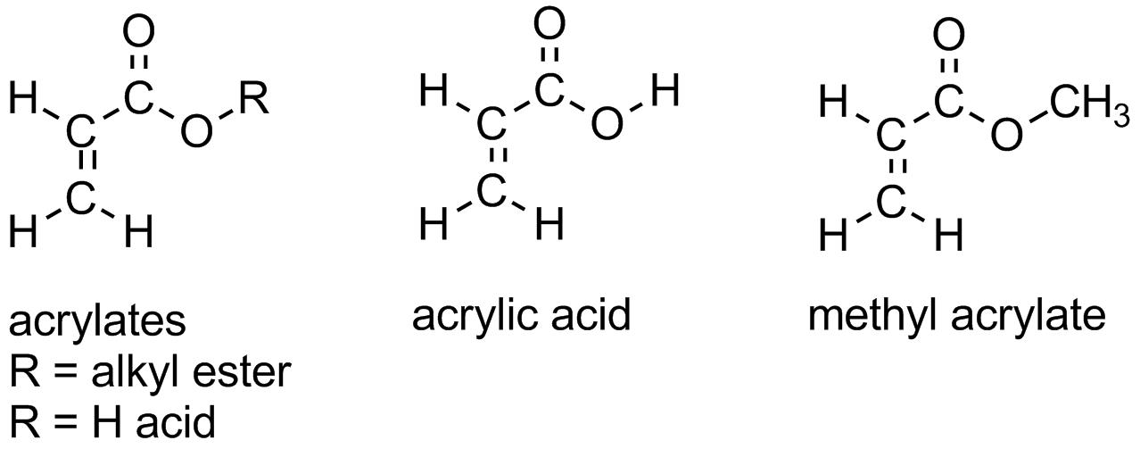 Acrylates